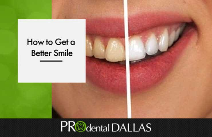 Secrets to Getting a Better Smile