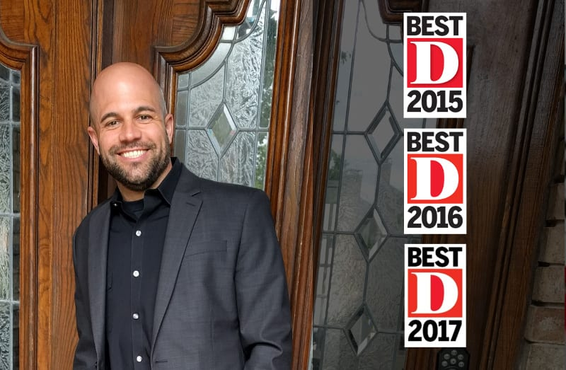 10 Dental Professionals Receive Best Dentist in Dallas 2017