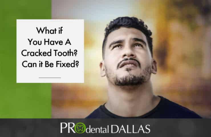 What if You Have a Cracked Tooth? Can it Be Fixed?